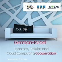 German Israel Business Lounge Duesseldorf